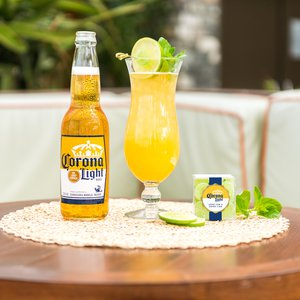 Summer Soirée With Corona Light photo