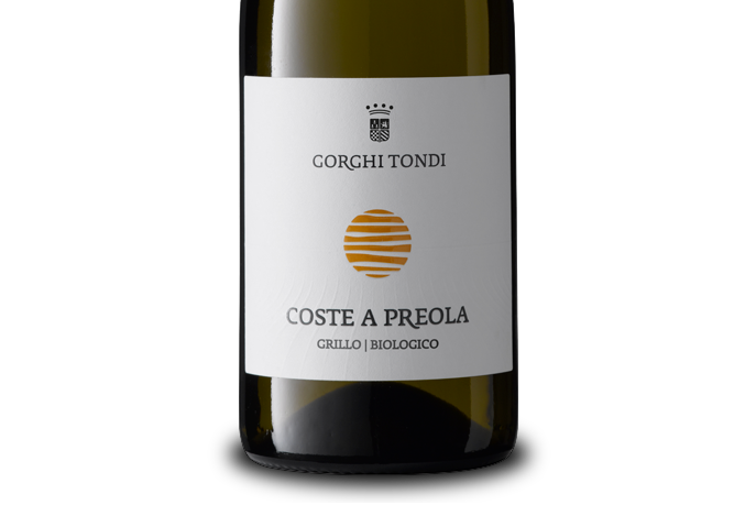 2017 Coste A Preola Grillo Biologico Sicilia Igt photo