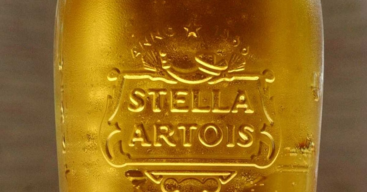 Supermarket Selling 40 Cans Of Stella Artois For Just £20 photo