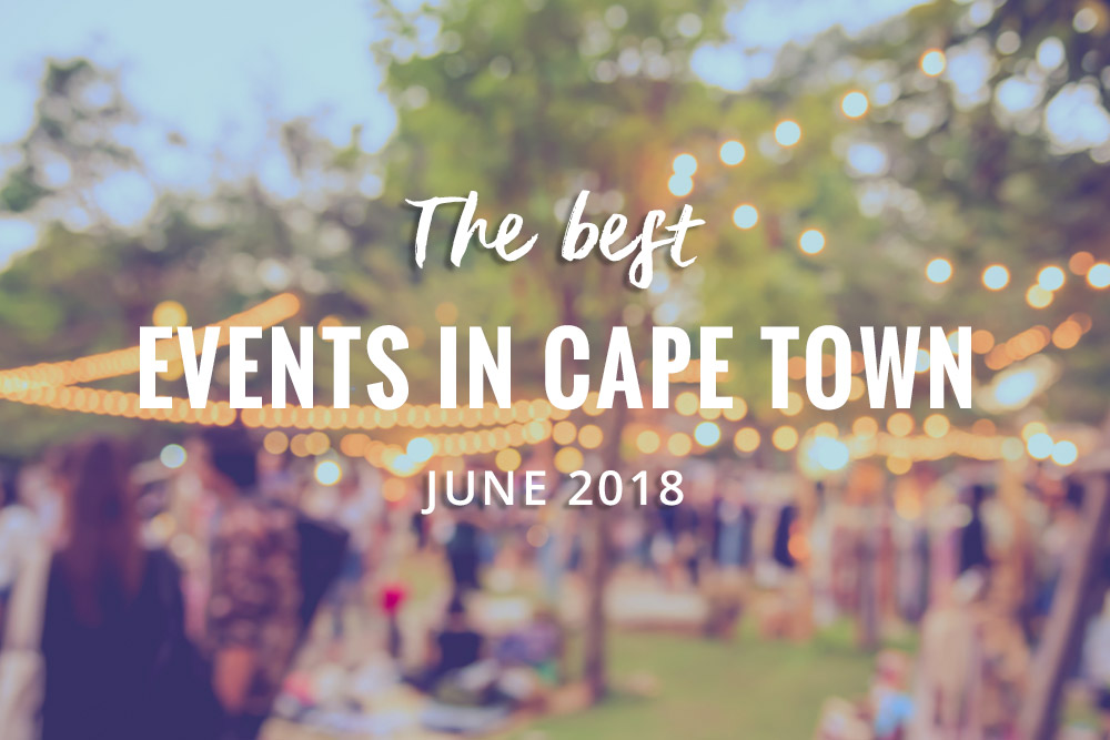The Best Events In Cape Town In June 2018 photo