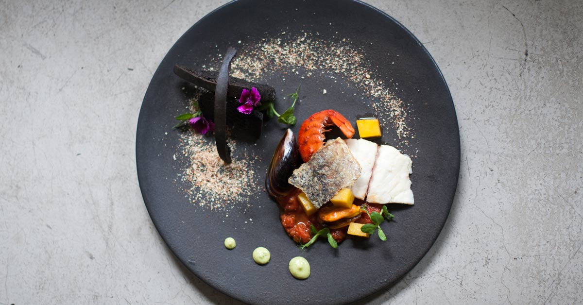 Cook & Plate Like A Star-studded Chef: Food Presentation photo