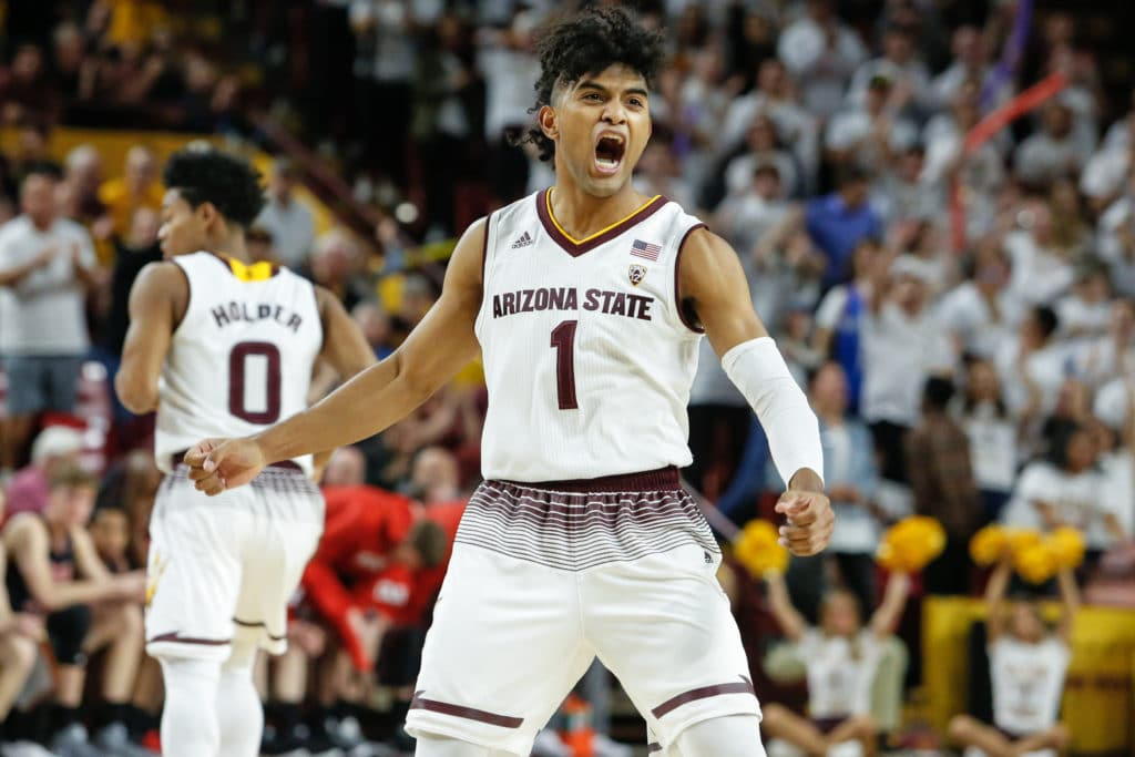 My First Year: A Q&a With Arizona State Guard Remy Martin photo