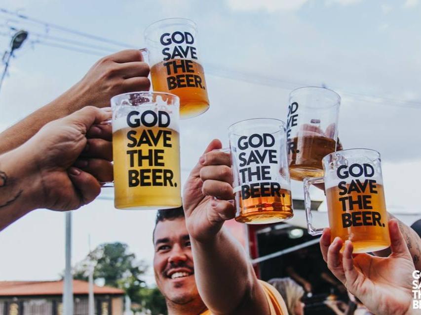 God Save The Beer Comemora Três Anos Com Uma Super Festa E Lançamento De Nova Cerveja photo