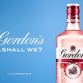Gordon?s Pink Gin Launches ?playful? Tv Ad photo