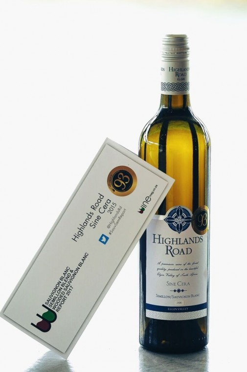 Win A Six-bottle Case Of Wine From Highlands Road! photo