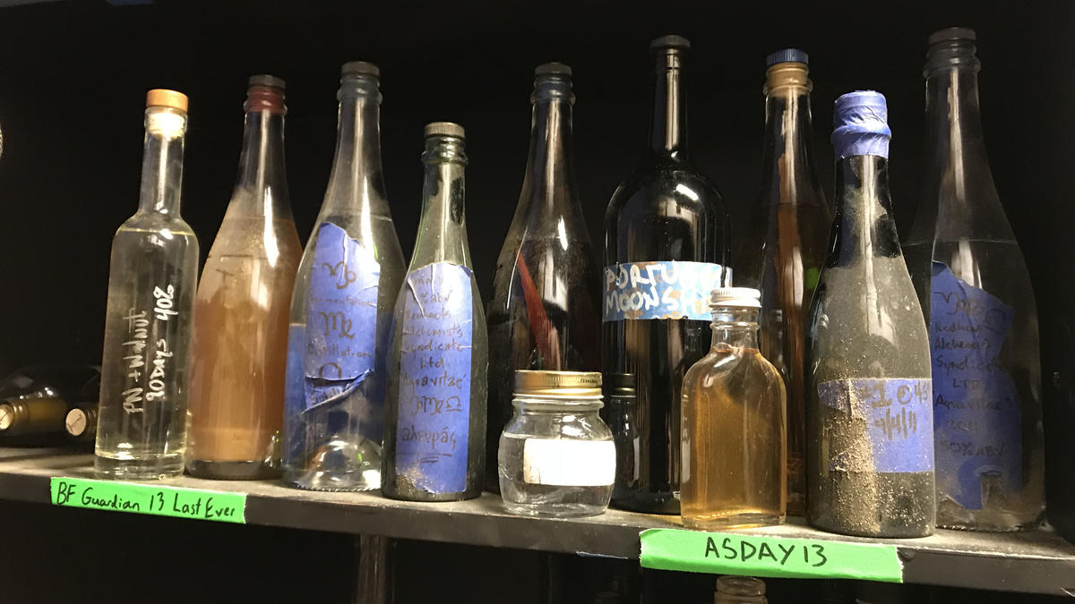 Winery Busted For Running Illegal Moonshine Operation: Sla photo