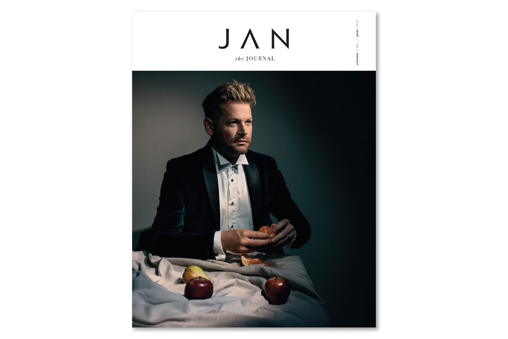 South African Michelin-star Chef Launches New Luxury Publication, Jan The Journal photo