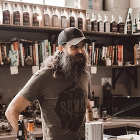A Drink With? Jared Himstedt, Balcones photo