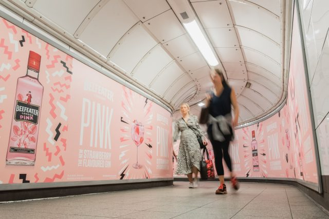 This Is Why Oxford Circus Tube Station Smells Like Strawberries photo