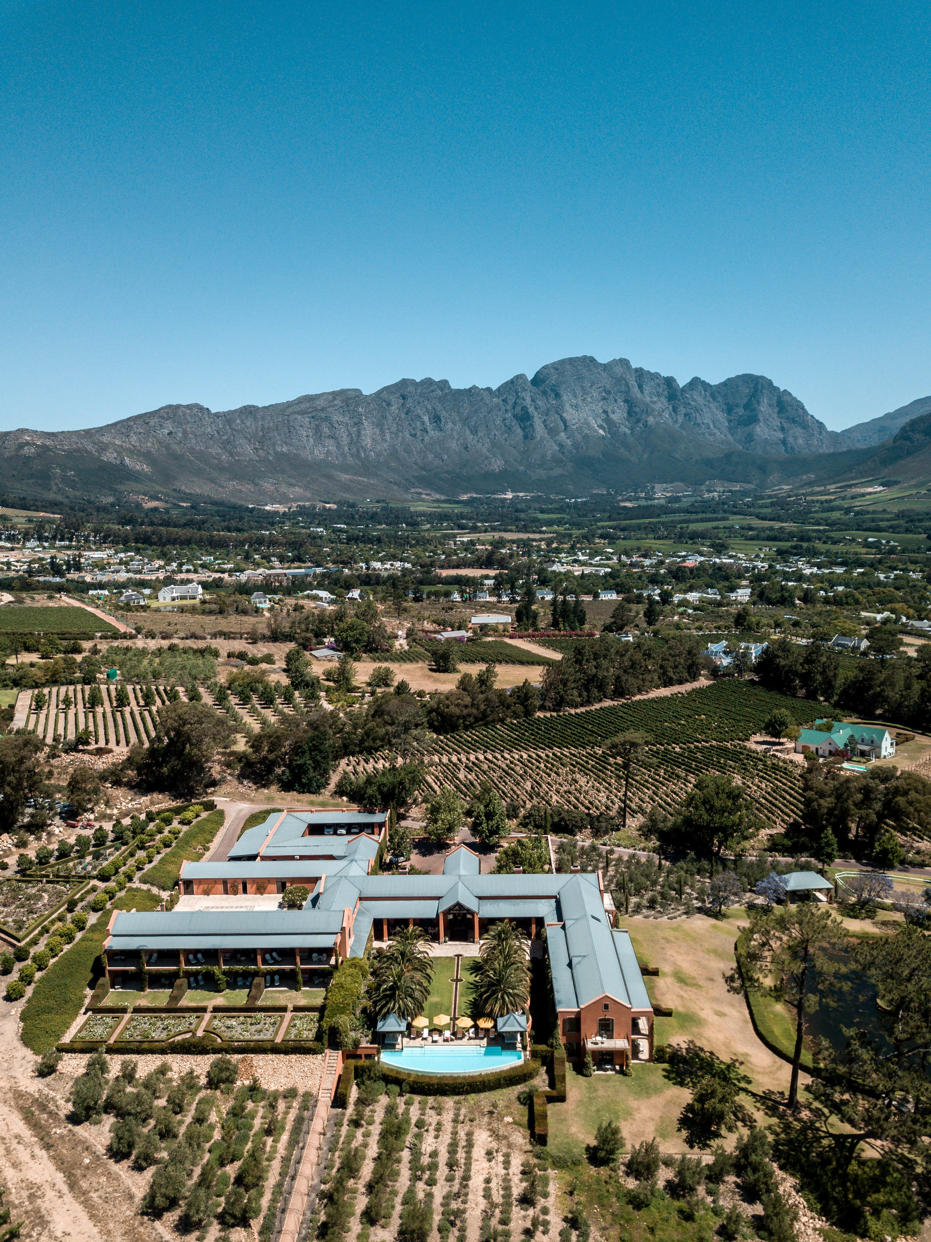 A Perfect Honeymoon To South Africa's Wine Country photo