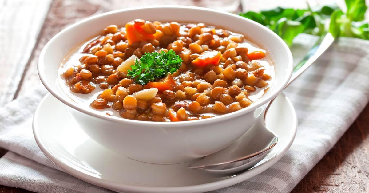 Lentil Stew photo