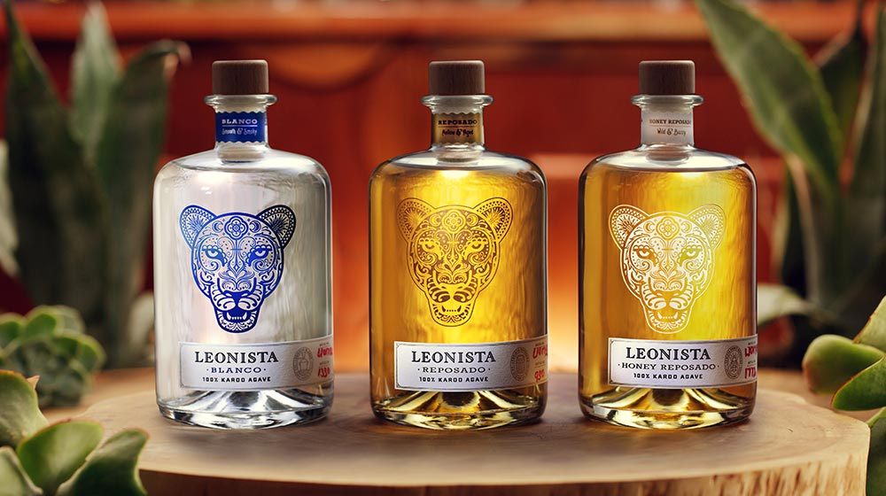 Unleash Your Inner Lion With Leonista, South Africa's 100% Karoo Agave Spirits photo