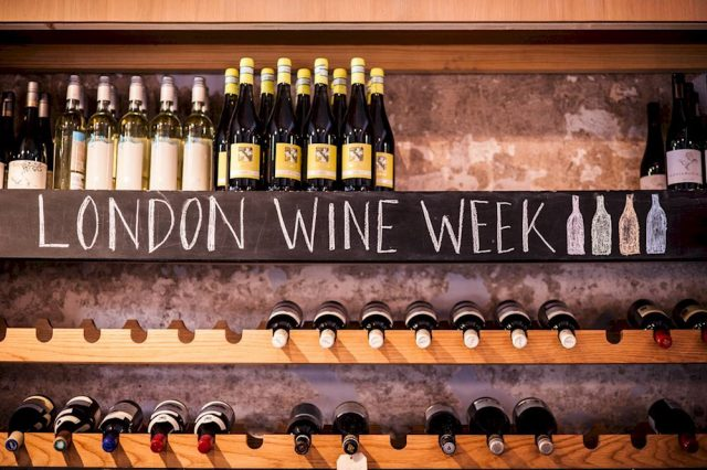 Top 10 London Wine Week Events photo