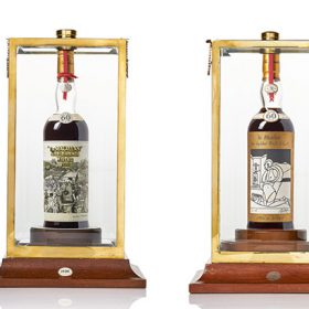 Macallan Whiskies Sell For $1m Each photo