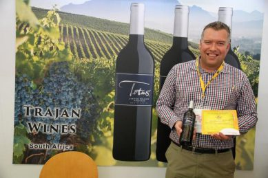 Sa Wine Voted Premier Best Buy At Sial China International Fair photo