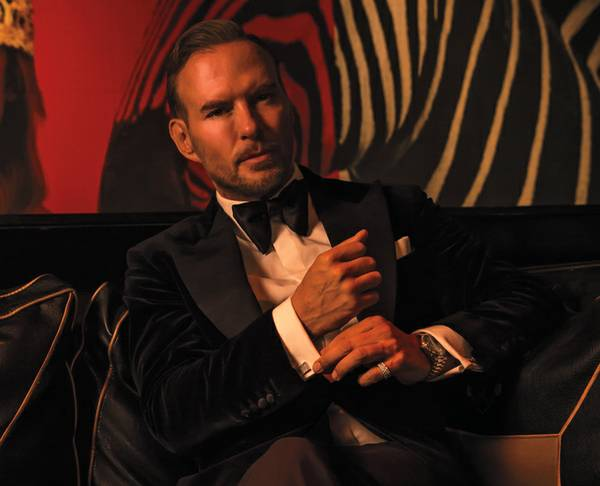 Talking Cocktails With Matt Goss photo