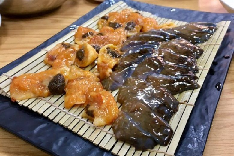 Heard Of Sea Pineapple? It's Korean Seafood Delicacy, photo