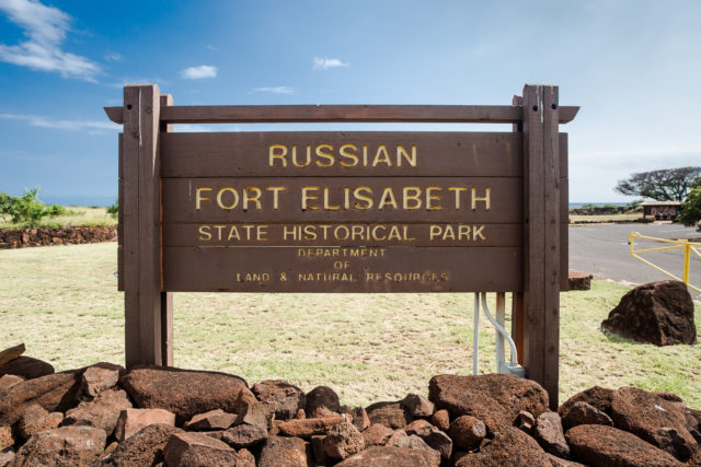 The Quest To Rebuild An Old Russian Fort On Kauai photo