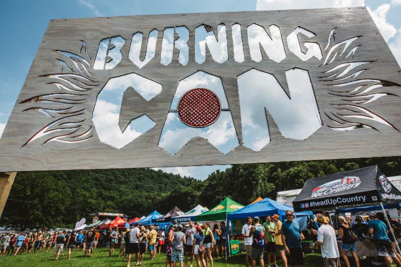 Oskar Blues Burning Can (not Justa) Beer Festival ? August 10-11, 2018 photo
