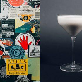 Sheffield Bar Creates Menu That Doubles As City Map photo