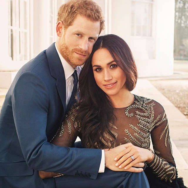 All the Recipes You Need for a Royal Wedding Viewing Party photo
