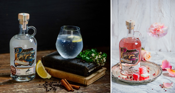 Sa's Silver Creek Distillery Launches Exciting New Craft Gin Duo photo