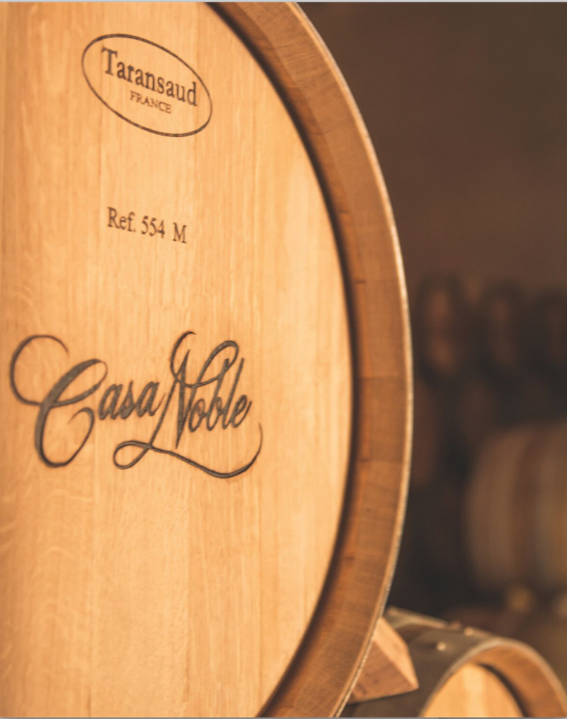 The Single Barrel Tequilas From Casa Noble photo