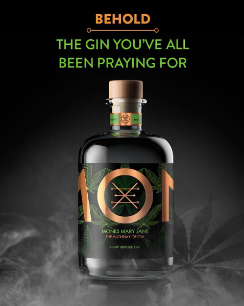 This will be South Africa`s first Hemp-infused Gin photo