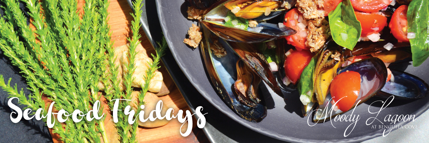 Seafood Fridays at Moody Lagoon – Benguela Cove photo