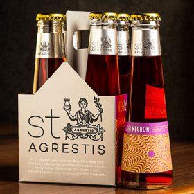 Amaro Brand Launches Rtd St Agrestis Negroni photo