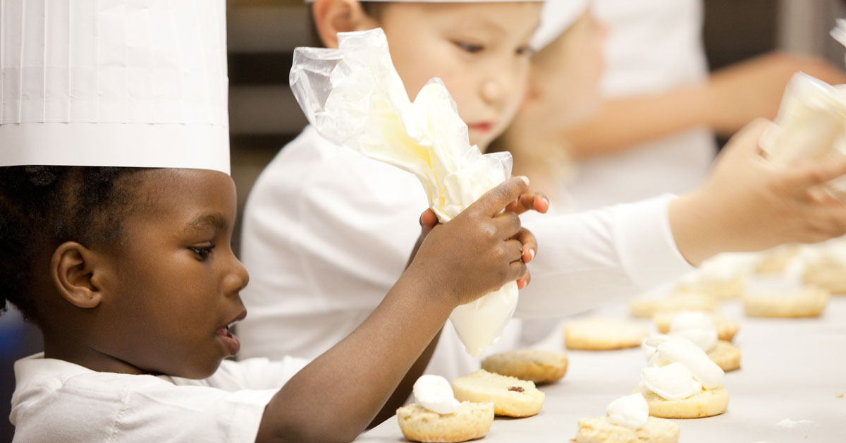 Mini Chefs Workshops At The Table Bay In 2018 photo