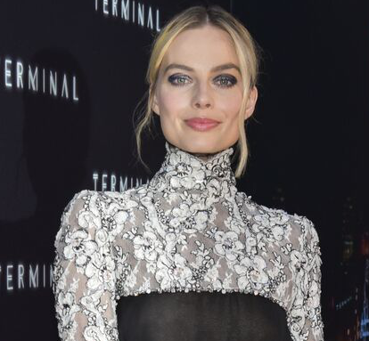 Margot Robbie Celebrates Terminal's World Premiere And After Party In Post Event Stills photo