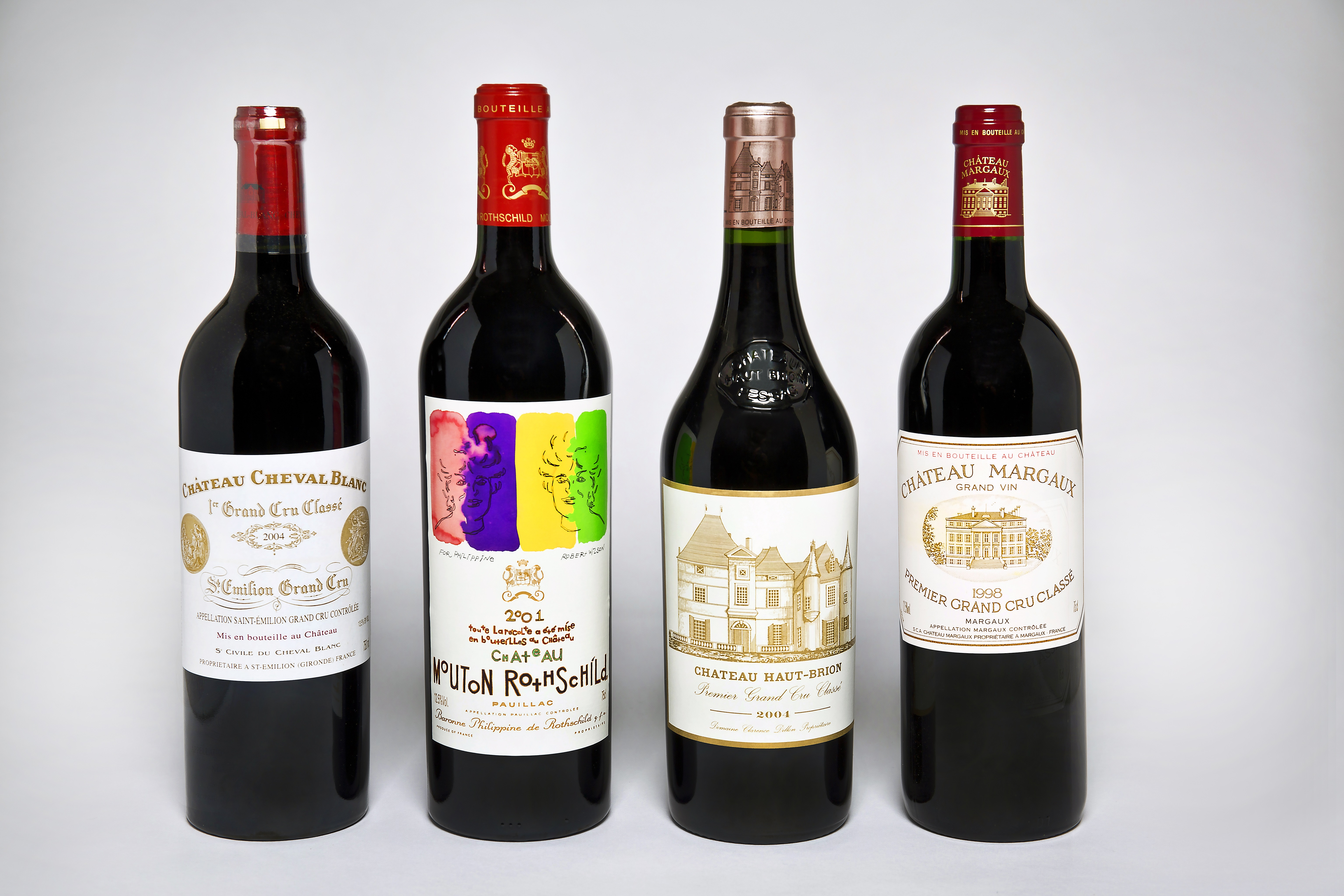 Emirates Launches The Emirates Vintage Wine Collection photo
