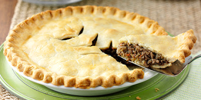 Make Healthy Tourtiere photo