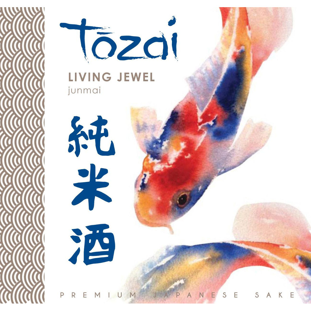 Tōzai ?living Jewel? Sake photo