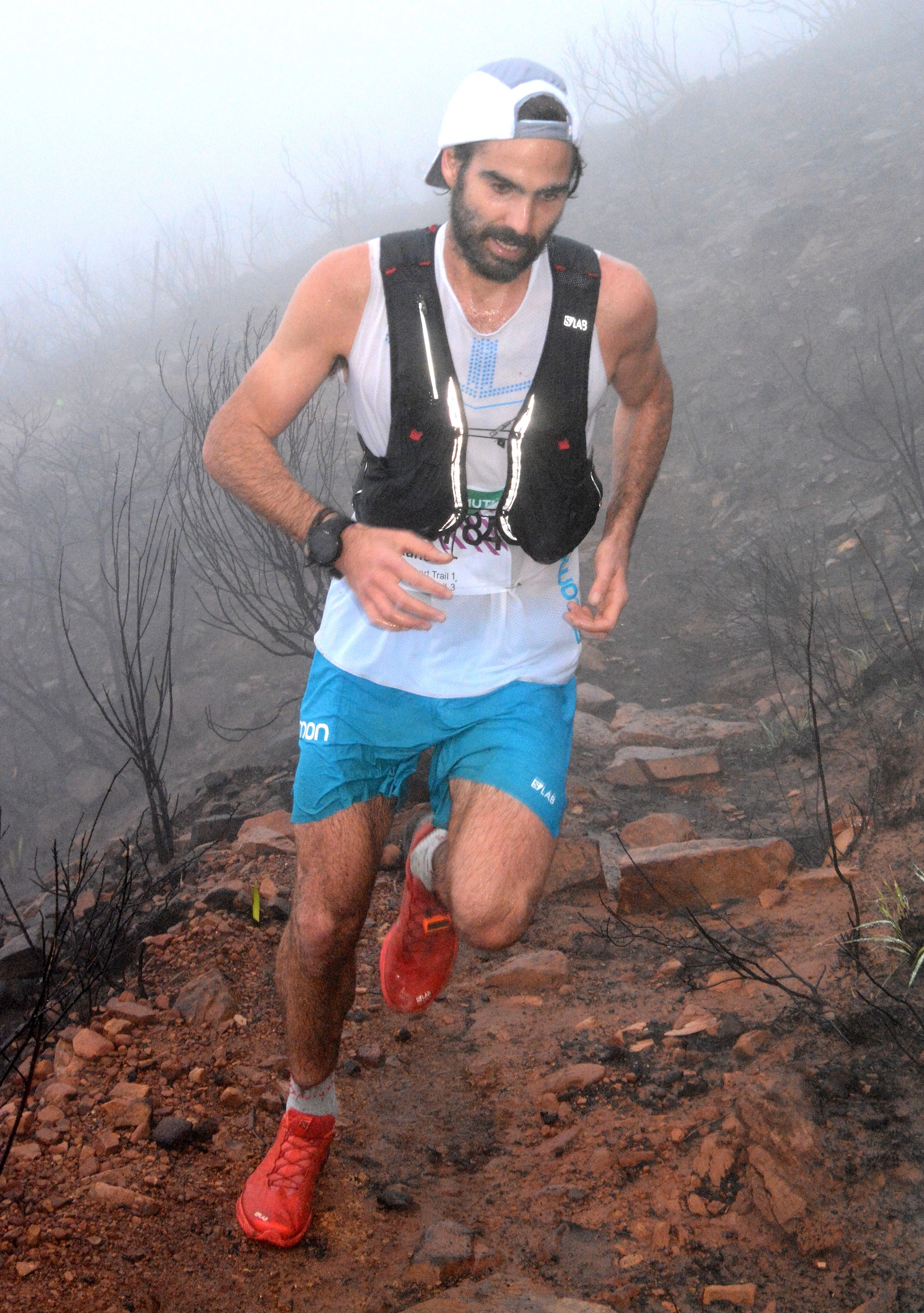 Kane Reilly Mixing It Up Ahead Of Golden Trail Series photo
