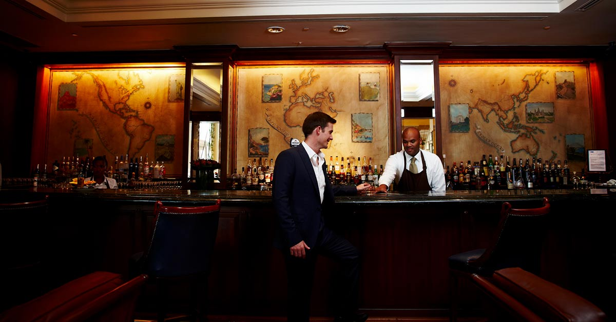 Sip In Style At The Table Bay's Union Bar photo
