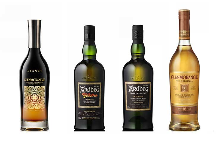 Glenmorangie And Ardbeg Strike Gold At Influential Competitions photo