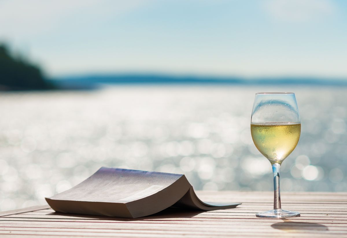 Eight White Wines Perfect For Enjoying In The Great Outdoors photo