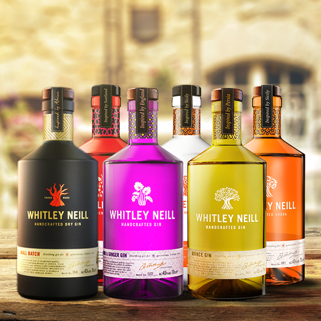 M.s. Walker Launches Whitley Neill Handcrafted Gin In The Us photo