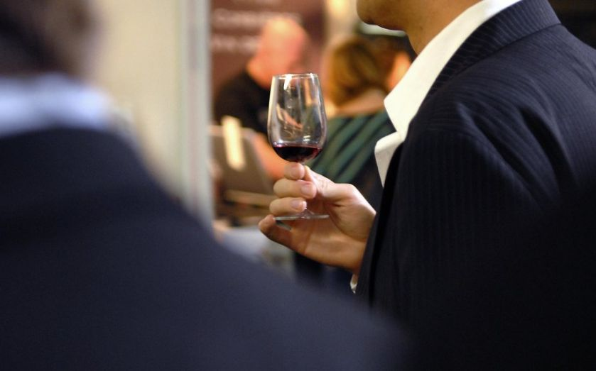 'perfect Storm' Brewing As London Wine Fair Begins photo