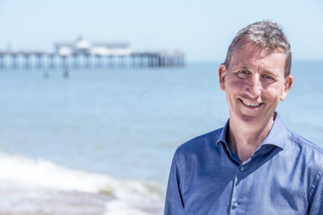 Environmental Award For Adnams Chief Executive Andy Wood ? Beer Today photo