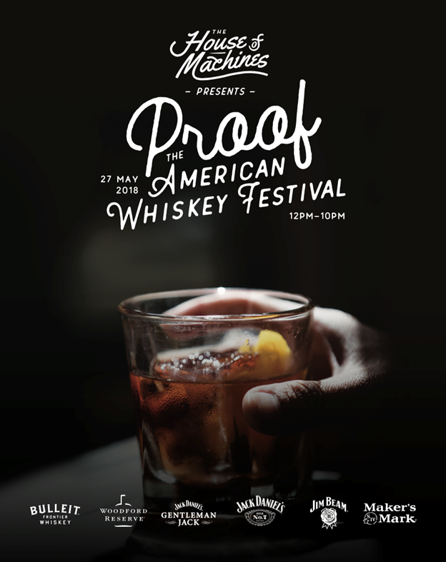 Discover U.S. Whiskey at Proof – Cape Town's first American Whiskey Festival photo