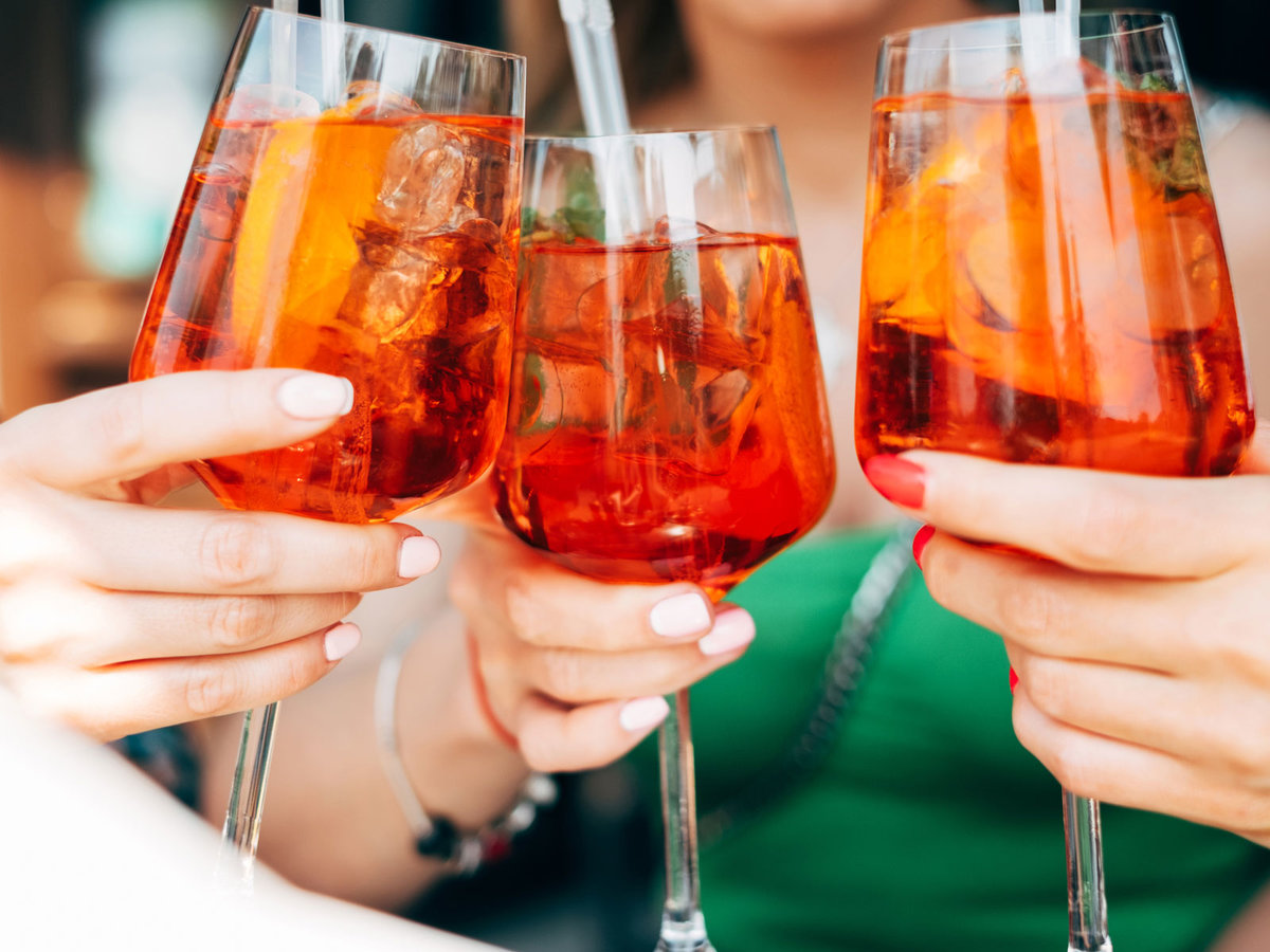 An Aperol Spritz Festival Is Coming To London This Summer. photo