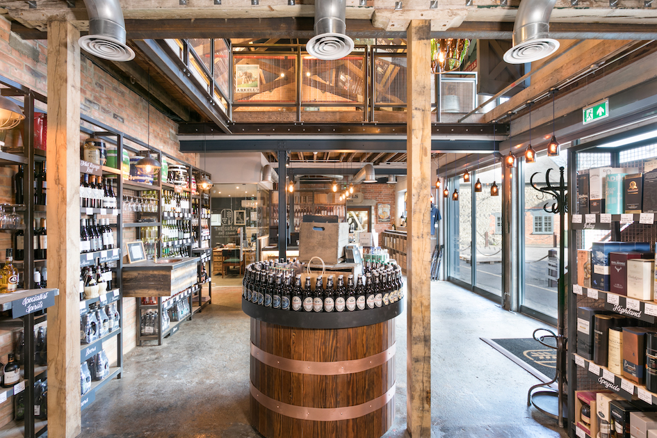 Arkell's Beer Store Shortlisted For Building Award ? Beer Today photo