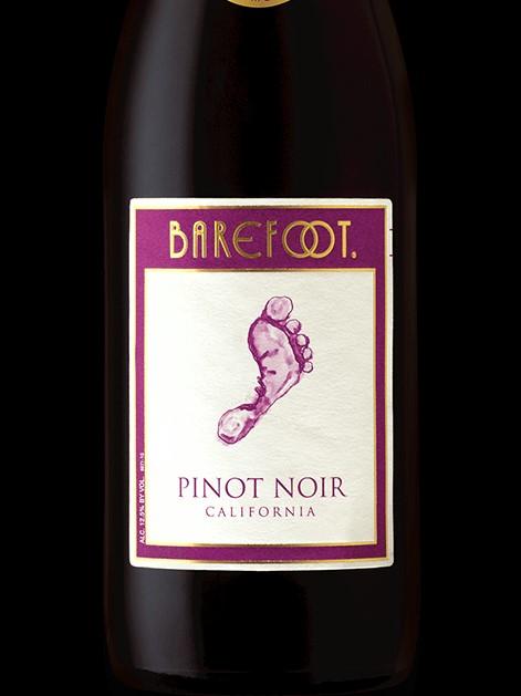 Barefoot Pinot Noir photo