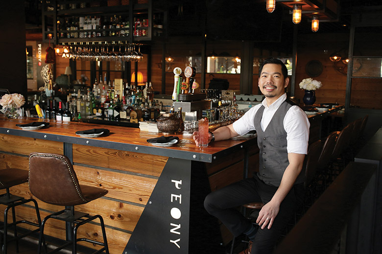 The Bellevue Bar Mixing Up Asian-inspired Craft Cocktails photo