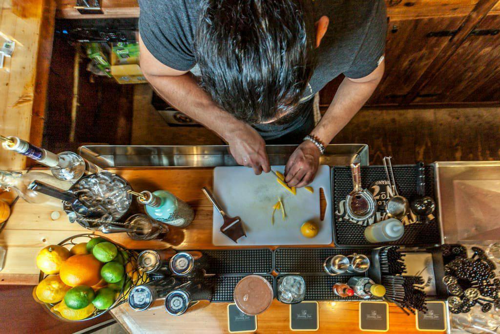 6 X Hier Haal Je Een Gin-tonic In Amersfoort (en Zo Duur Zijn Ze) photo