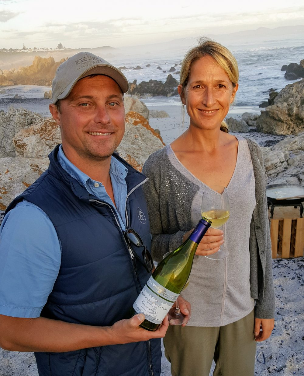 bouchard team e1525269049208 Pairing Abalone With The Fine Wines Of Bouchard Finlayson