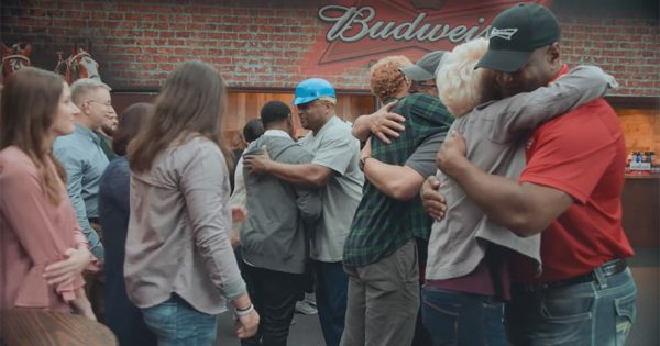 Budweiser Honors Military Families And Veterans In Emotional New Campaign photo